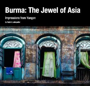 ArtPhoto Releases Book Burma The Jewel Of Asia